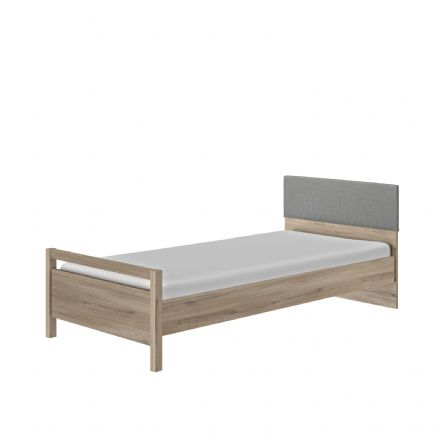Ethan Panel Bed, UK Single